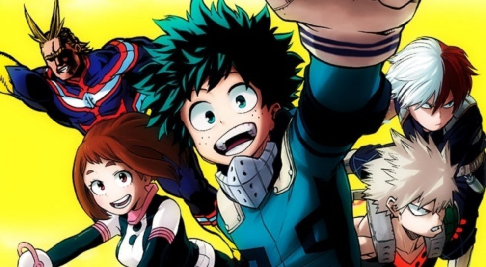 Spoilers alert for My Hero Academia Chapter 279,assumptions, Momo saves the Team and Revealed the identity of Traitor