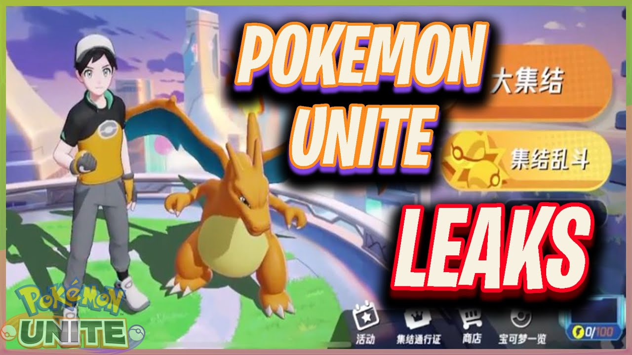 Pokemon Unite LEAKS : New Pokemon Launched on July 30 with New Strategies