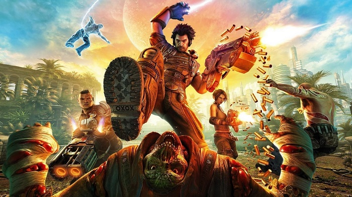 People Can Fly: Bulletstorm and Gears of War Creators launches new AAA action-adventure title & New Studio