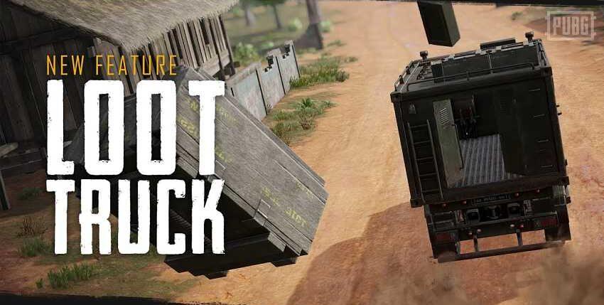 Loot truck details revealed for PUBG Mobile Season 15
