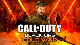 Call of Duty 2020: Black Ops Cold War Finally Released Date in October by Doritos with New Black Ops Cold War Logo & Much More