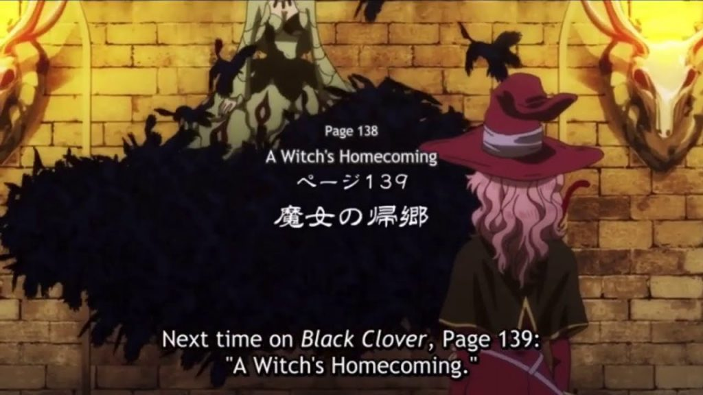 The release date for Black Clover Episode 139, Preview, Plot, and other major updates.