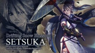 On Soulcalibur VI Setsuka Is Now Available