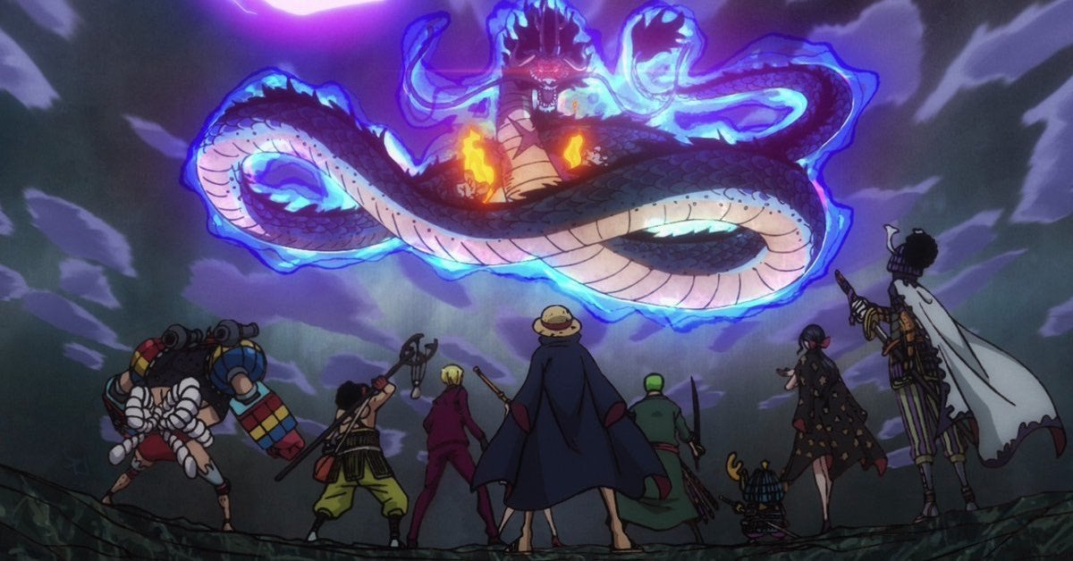 One Piece Opening 23 DREAMIN' ON: Complete Review