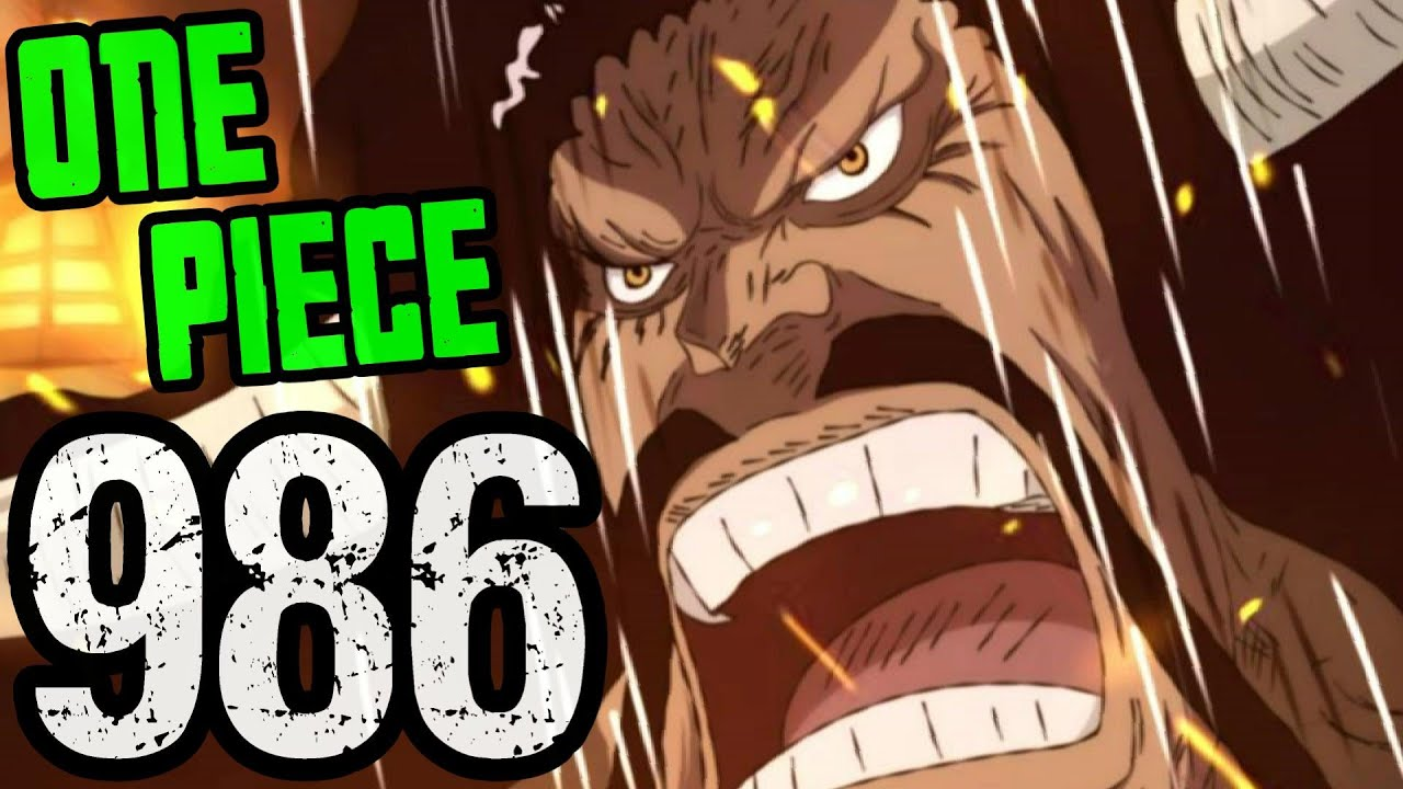 One Piece Chapter 986: The ULTIMATE Battle Begins, IS THIS YOUR KING? Complete Review & Analysis
