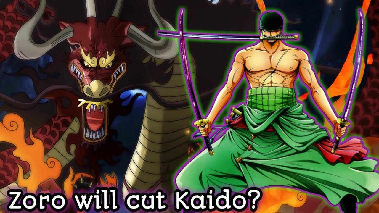 One Piece Chapter 988: Zoro VS Kaido, Zoro Will Be Dead by Kaido with Oden's Sword Enma & Know Much More About it