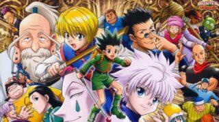 New update for Hunter x Hunter New Chapter, On Manga Return Yoshihiro Togashi Updates.