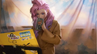 Finally, See All Leaked Photos of Seraphine from League of Legends (LoL) Revealed New Champion Seraphine!