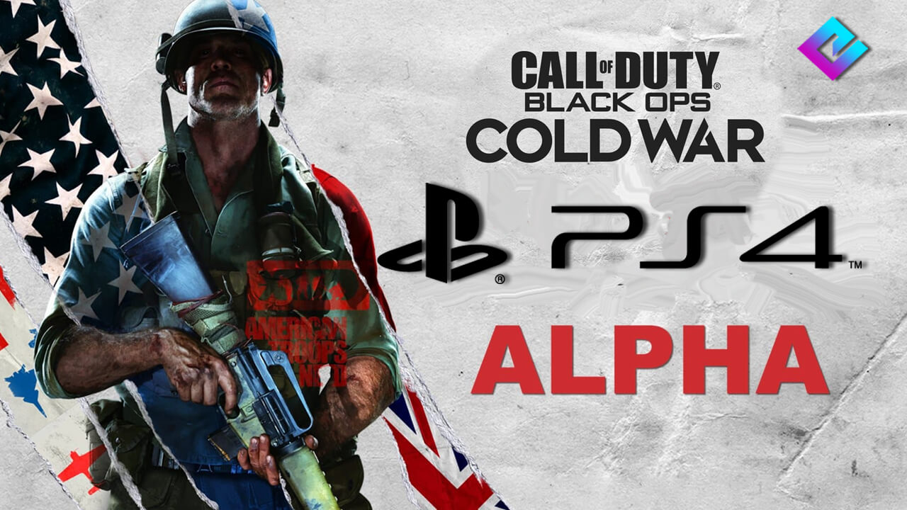 COD Cold War Alpha Destroyed by this new Bug.