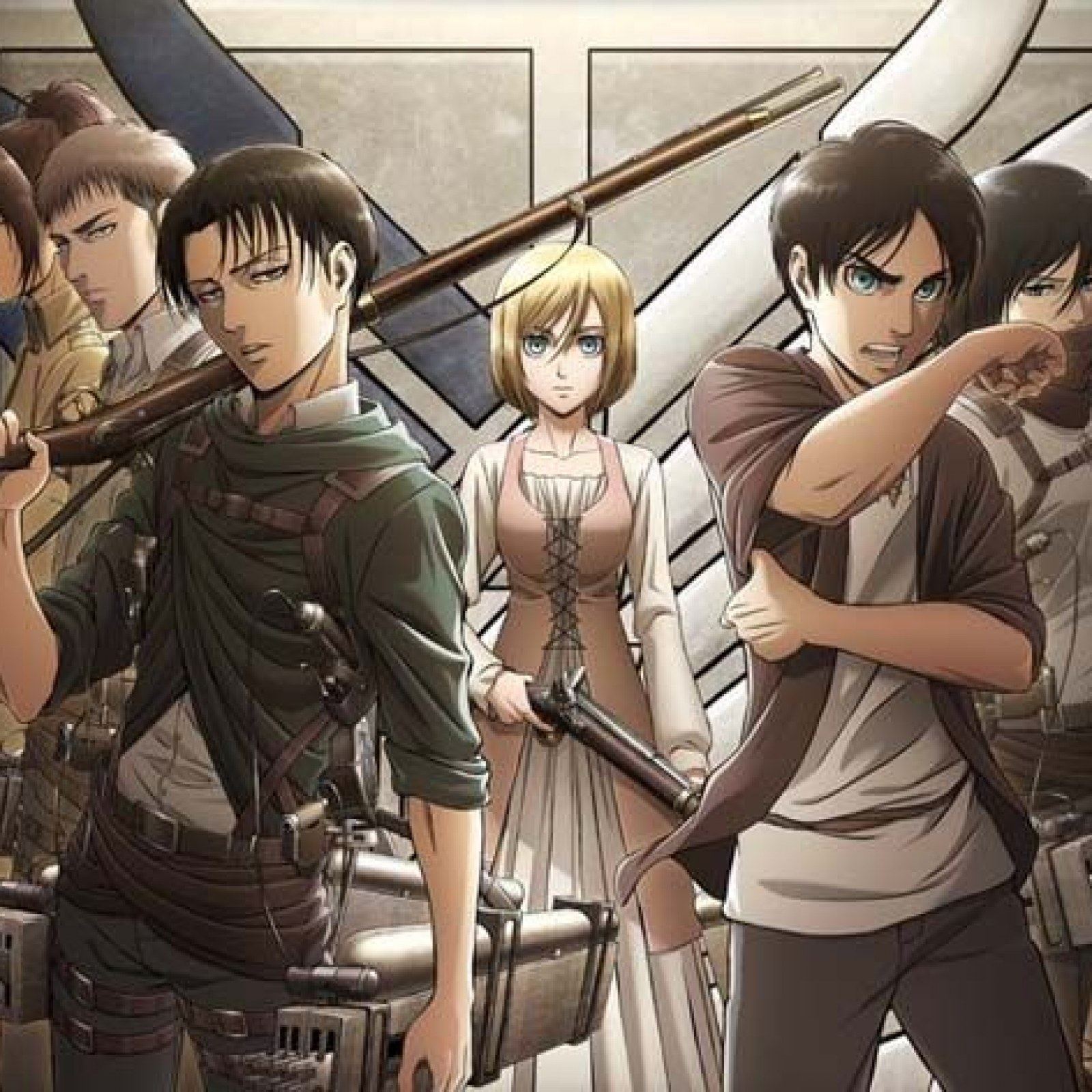 Final Season of Attack on titan Might Be Delayed from Fall ...