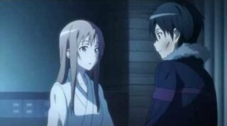 Sword Art Of Kirito and Asuna in the Real World Finally Reunites