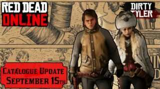 New Update for Red Dead PC-15th September