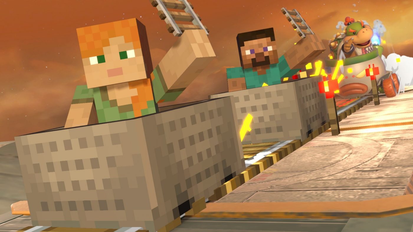 SMASH STEVE Game from Minecraft is Releasing this October, Gameplay, Characters Revealed, Leaked Photos & Much More to Know