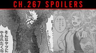 Spoilers revealed For Black Clover Chapter 267, Raw Scan and much more.