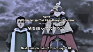 Spoilers for Black Clover Episode 148, Release Date, Preview and much more.