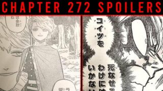 Spoilers for Black Clover Chapter 272 concludes Asta vs Nacht fight, and much more.