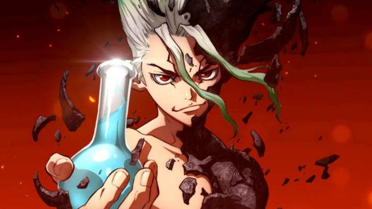 Spoilers and Release for Dr. STONE' with a PS5 Giveaway and much more.