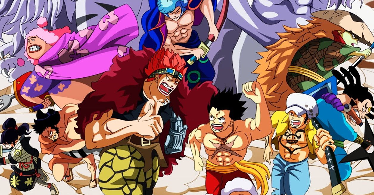 [NEW] One Piece Chapter 1002 Spoilers: Epic Battle of Dragon Kaido & Big Mom vs 5 Supernovas, Raw Scans Leaked Online
